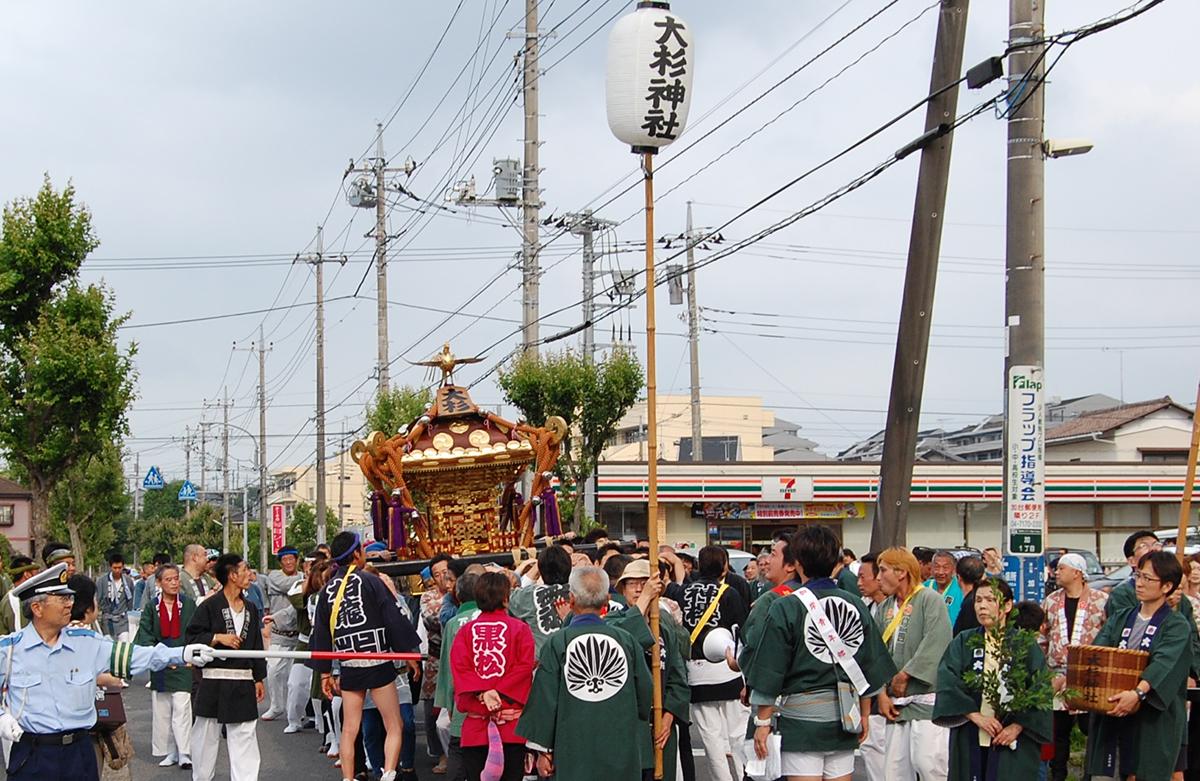 大杉神社1