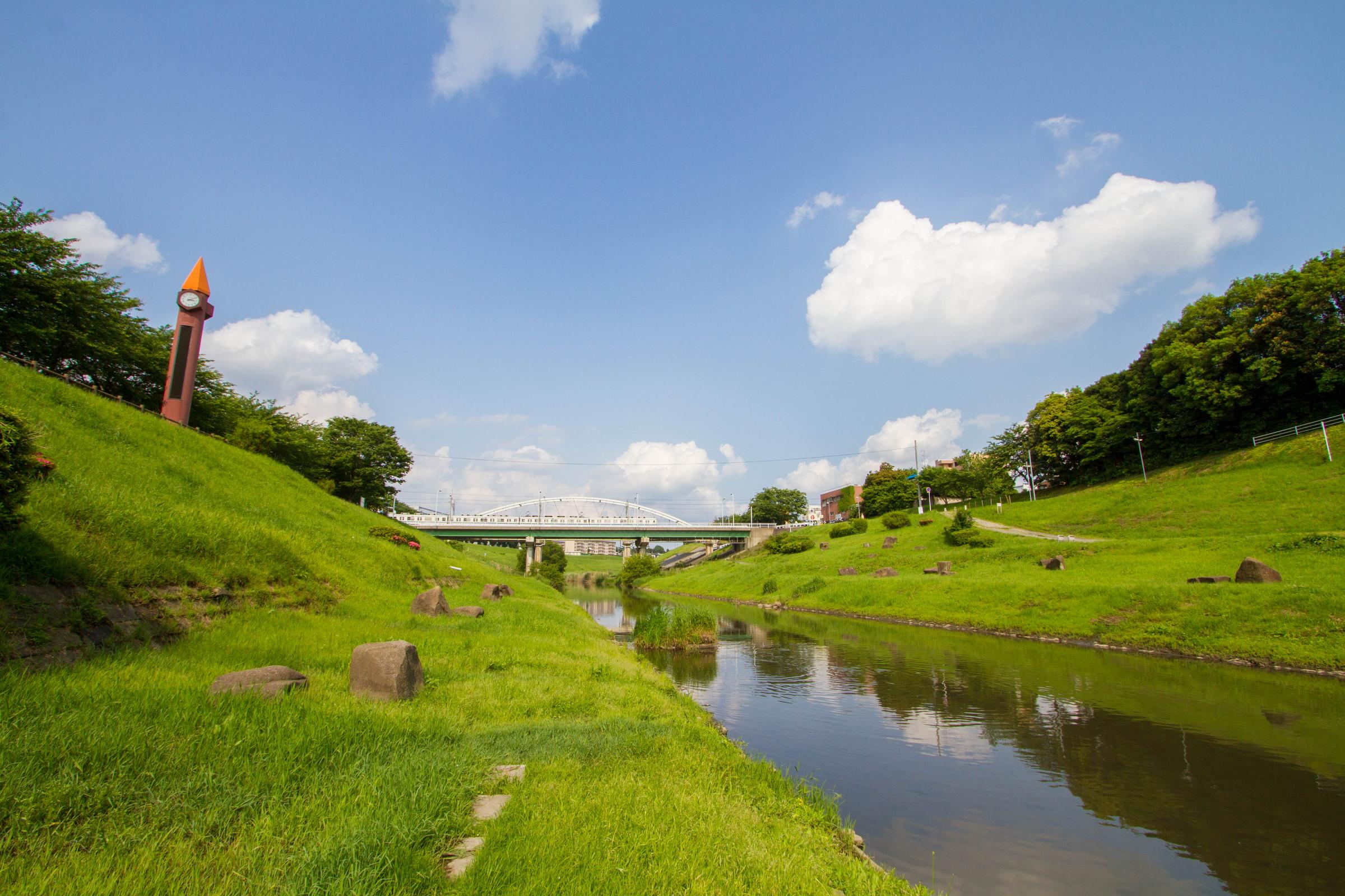 運河水辺公園
